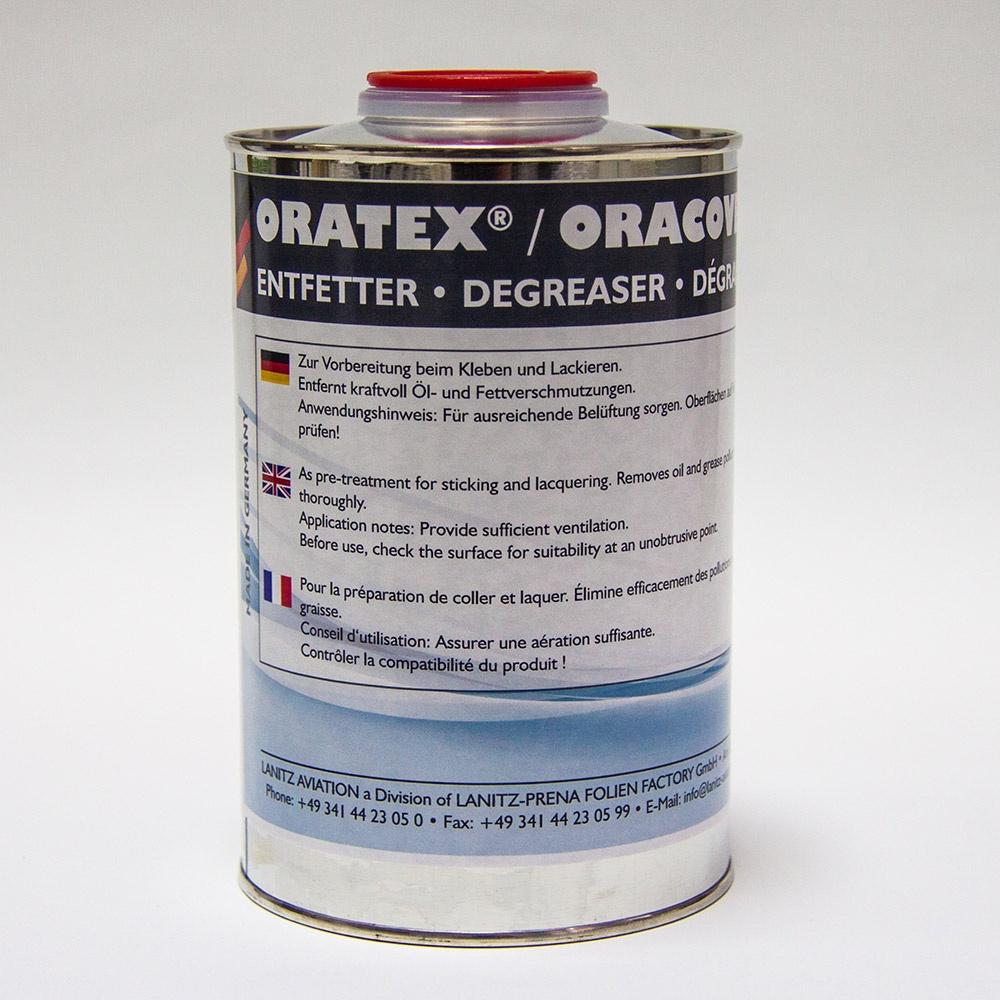 Entfetter für ORATEX und ORACOVER