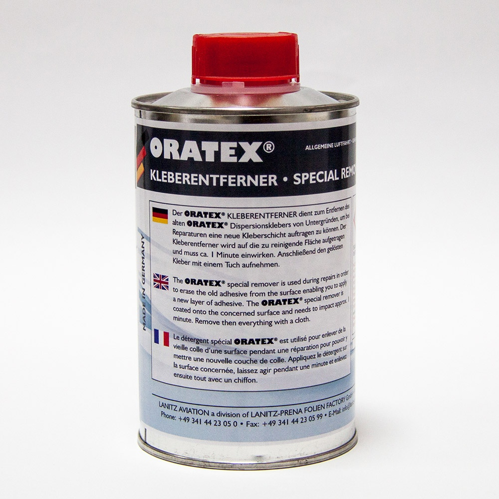 Special remover for