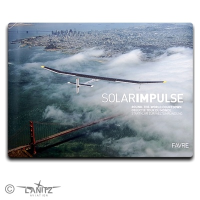 Buch Solar Impulse