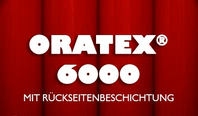 ORATEX 6000 - with backside coating