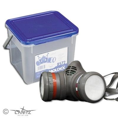 Atemschutzmaske mit Filter