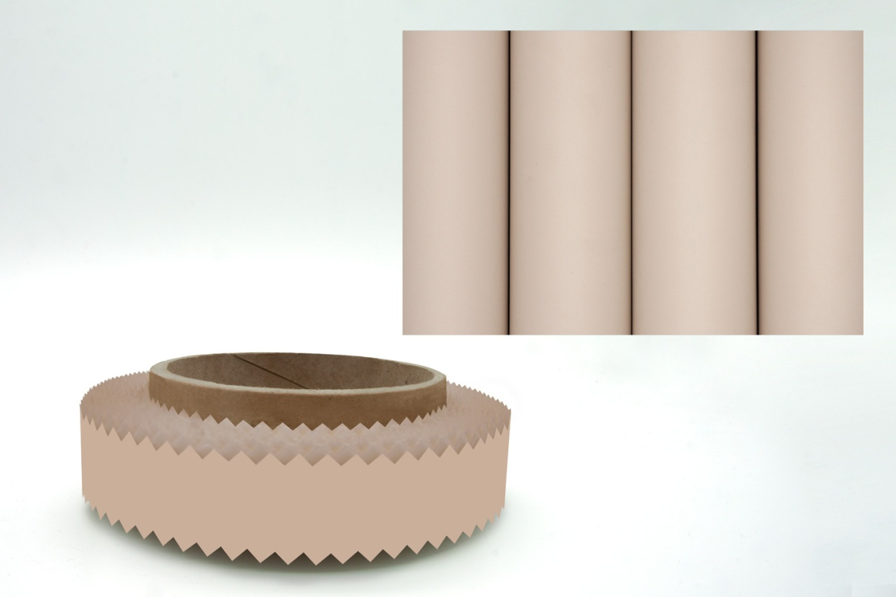 ORATEX UL 600 Pinked edge tape: 25 mm - length: 25 m