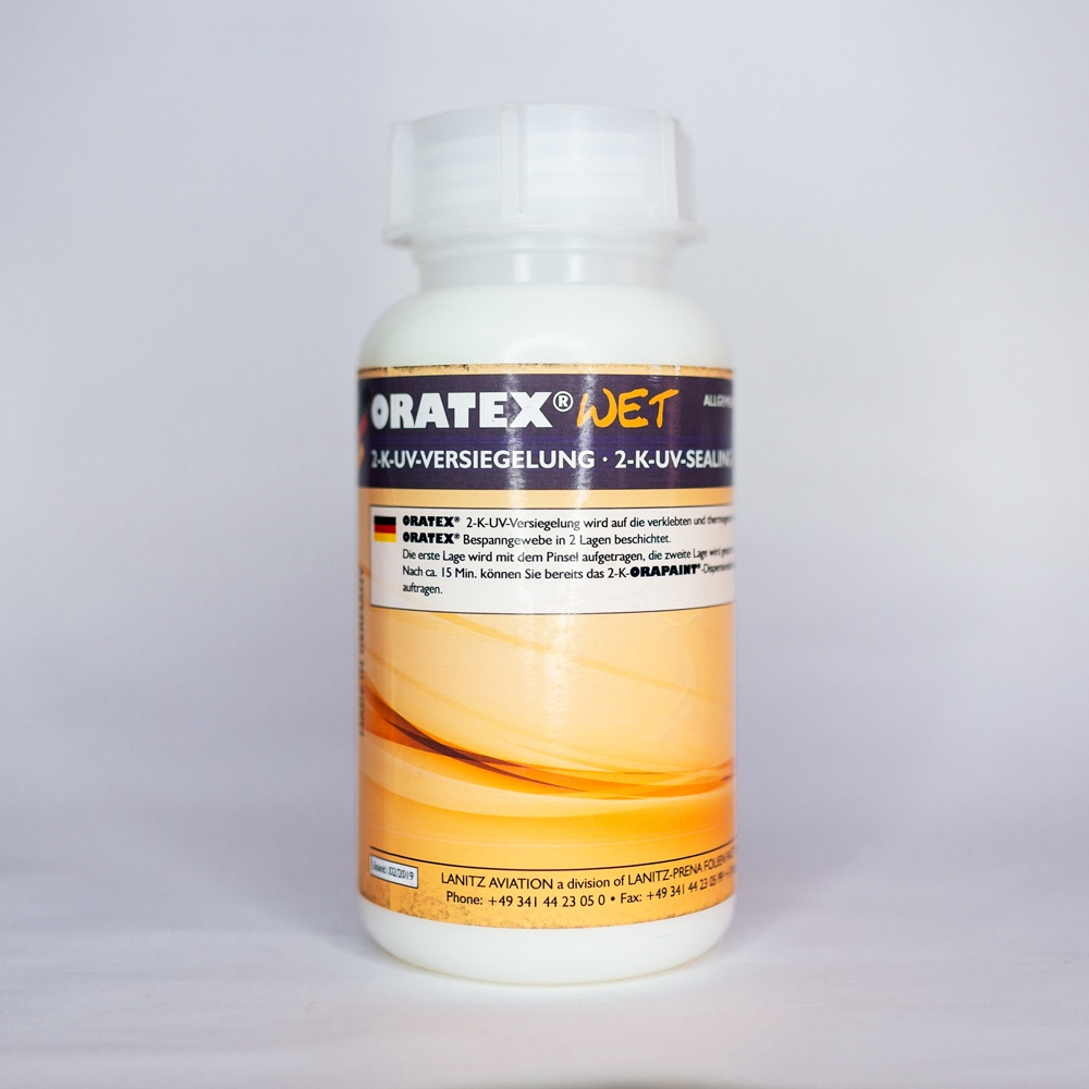 ORATEX WET 2-K-UV-Versiegelung 500 ml