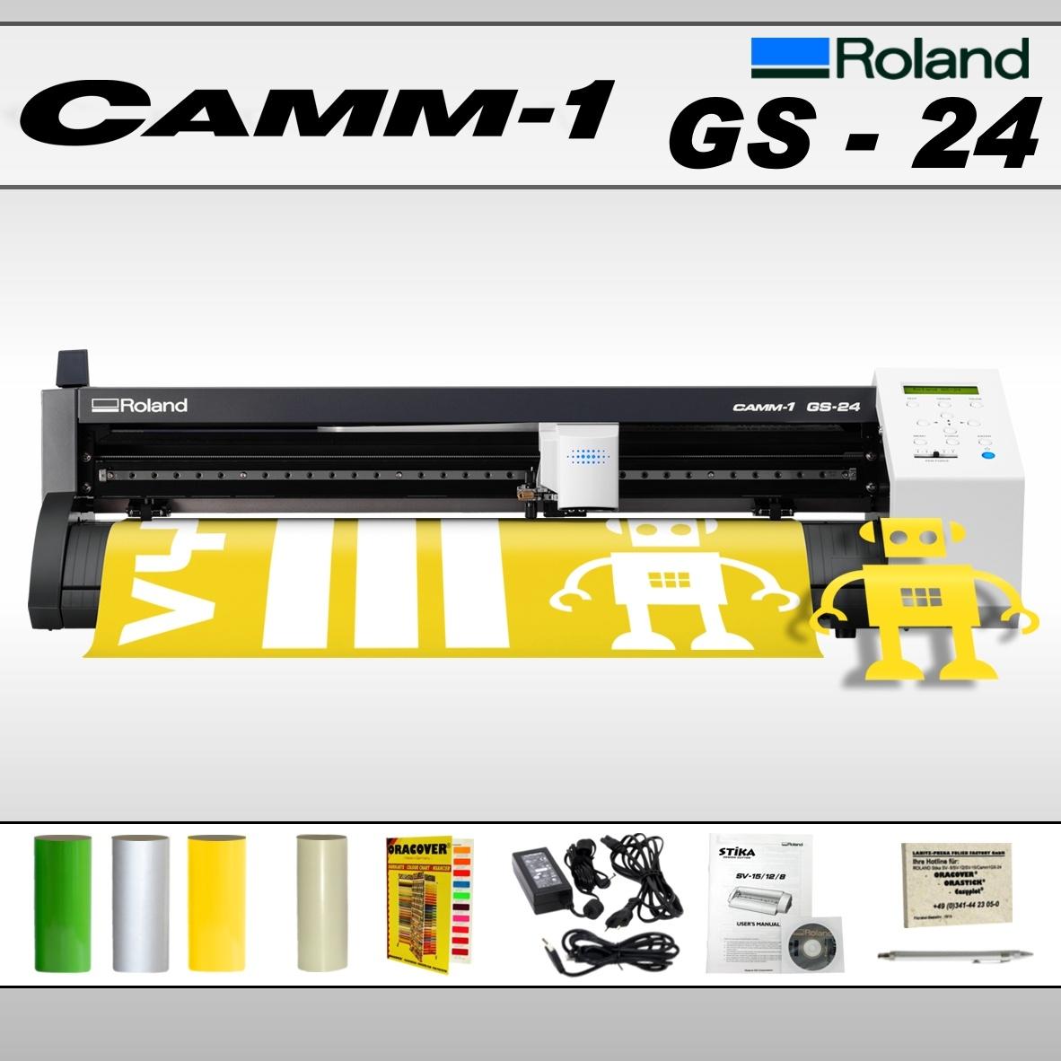 ROLAND Plotter CAMM-1  GS-24