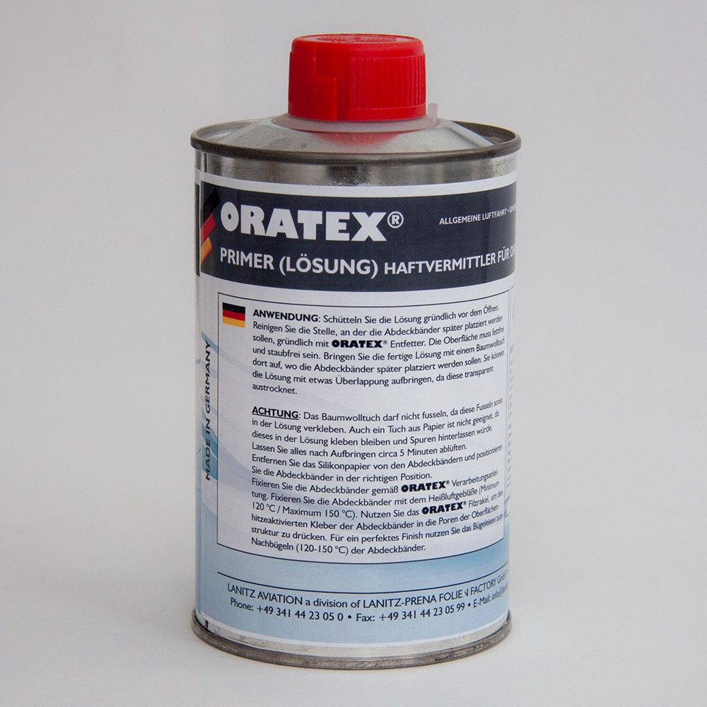 Primer Solution for ORATEX tapes